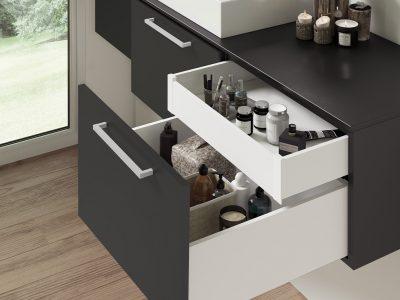 Cajón de cocina Vertex de Emuca